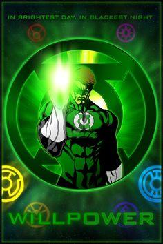 The Lantern Corps - Green Lantern by KPants on DeviantArt