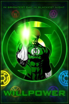 The Lantern Corps - Green Lantern by KPants on DeviantArt