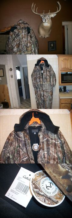 Coveralls 177869: Herter S Mens Insulated Coveralls 3X Realtree Camo Coveralls Hunting Camo Nwt -> BUY IT NOW ONLY: $95 on eBay!