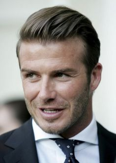 business hairstyle for man