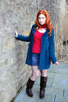 Doctor Who: Amy Pond #cosplay #doctorwho #amypond