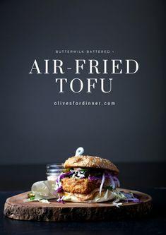Air-Fried + Buttermi