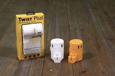 TWIST Plus+ World Charging Station - OneAdaptr #AfricaTravelEssentials