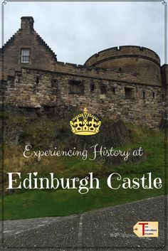 A travel blog about our visit to the historic Edinburgh Castle including seeing the crown jewels and other exhibits that should not be missed. via /2travelingtxns/