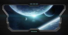 #1851628, HD Widescreen Wallpapers - spaceship backround