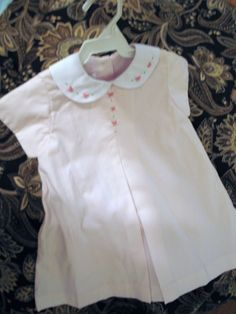 NWT $62 Anavini Dress Boutique Girl Sz 24 Mos Marcella A-Line Embroider Bows #Anavini #DressyEverydayHolidayWedding