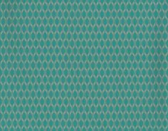 Mandola Viridian (W357/09) - Romo Wallpapers - A small scale all-over design that combines a lustrous metallic with colourful bright blue, perfect for every wall. Printed on a wide width, Paste-the-wall product. Please request a sample for true colour match. 4.5cm pattern repeat.