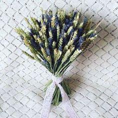 """Букеты ручной работы. Ярмарка Мастеров - ручная работа. Купить Букет """"Лаванда и пшеница"""". Handmade. Лаванда, букет, букет невесты"""