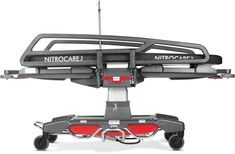 NTQ 7 Hydraulically Emergency Stretcher 3d Modelle, Mobility Aids, Hospital Bed, Red Dot Design, Medical Design, Futuristic Design, Medical Equipment, Medical Care, Design Awards