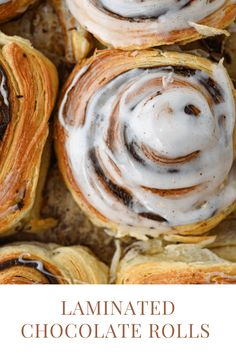 Chocolate Swirl, Chocolate Filling, Chocolate Recipes, Chocolate Chip Cookies, Breakfast Pastries, Breakfast Bites, Eat Breakfast, Best Sweet Roll Recipe, Morning Bun