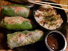 Thai Spring Rolls are one of our favorites! Other than your choice of veggies, all you will need areRead more »