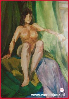 El desnudo femenino en la pintura. ESCUELA DE DIBUJO Y PINTURA wenecjusz.pl Technical University, Learn To Draw, Nude, Fine Art, Drawings, Painting, Girly, School, Dibujo