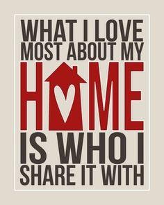Home Decor Quote