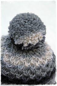 Suvikumpu: The PiPO-ohje Handicraft, Knitted Hats, Shawl, Knit Crochet, Diy And Crafts, Winter Hats, Sewing, Knitting, Womens Fashion