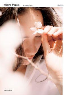 fyeahmonamatsuoka:  Mona for Lovely HIckey: Spring Petals
