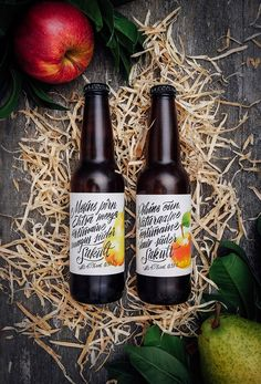 The brief was to create a new cider brand which should be an alternative to mainstream ciders - sitting firmly in the mainstream craft category, but taking strong
