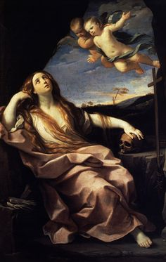 St. Mary Magdalene - Guido Reni