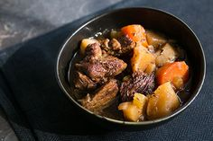 Slow Cooker Guinness Stew Recipe, Guinness and Beef Stew Recipe | Simply Recipes