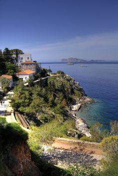 Les cinq plus belles îles grecques Hydra