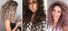 Lee 10 tintes ideales para que resalte tu cabello rizado. Te dejamos los mejores tintes de cabello rizado para 2018 sin importar si es corto o largo. Balayage Hair, Hair Inspiration, Curly Hair Styles, Dreadlocks, Makeup, Sexy, Hairstyles, Beauty, Closet
