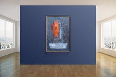fes rami mixed media on canvas © daniel soukup Mixed Media Canvas, Mixed Media Art, Fes, Abstract Art, The Originals, Painting, Instagram, Artworks, Sculptures