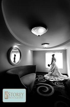The  bride -orlando wedding photography - lovestorey photography