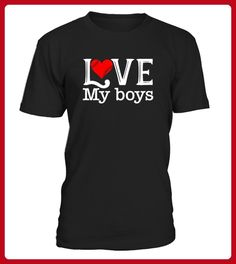 Love My Boys Baseball TShirt - Baseball shirts (*Partner-Link)