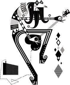 Kirsten Ulve es una ilustradora freelance neoyorquina especializada en temas demoda y estilo de vida, en su amplio portafolio encontramos infinidad de trabajos para las
