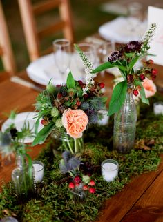 Rustic Wedding Small to big rustic examples for that dream rustic romatic rustic wedding table Posted 3350405531 posted on 20181203 Hay Wedding, Wedding Table Flowers, Cute Wedding Dress, Wedding Table Settings, Fall Wedding Dresses, Colored Wedding Dresses, New York Wedding, Woodland Wedding, Perfect Wedding