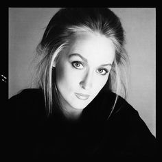Richard Avedon, Meryl Streep, actress, New York City, March 21, 1979
