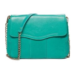 Double-Gusset Beau Clutch ❤ liked on Polyvore