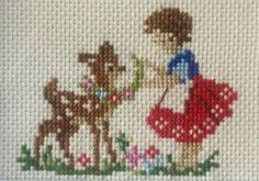 """Point croix // Cross stitch """"unfinished needlepoint found a"""", """"This post was discovered by Bar"""", """"Discover thousands of images about"""" Xmas Cross Stitch, Cross Stitch Borders, Cross Stitch Flowers, Cross Stitch Designs, Cross Stitching, Cross Stitch Embroidery, Hand Embroidery, Cross Stitch Patterns, Crochet Cross"""