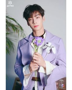 [Astro] Album [All Light] Jacket Shooting Scene Cha Eun Woo, Cha Eunwoo Astro, Astro Wallpaper, Lee Dong Min, Astro Fandom Name, Prince, Sanha, Kpop Guys, Light Jacket