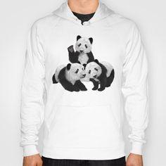 Panda Bear Cubs Love