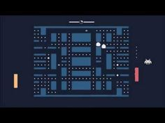 This Insane Video Game Puts Pac-Man, Pong, and Space Invaders In A Blender | Co.Design | business + design