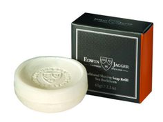 Edwin Jagger Shaving Soap, 65gr | RoyalShave -- Edwin Jagger shaving soaps are the best.  Absolutely top notch.  I use one to wash my beard, and, one to shave.  These things are awesome.
