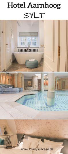 Werbung - Das Hotel Aarnhoog auf Sylt in Deutschland ist ein kleines Luxushotel mit Spa, Wellness, Pool und Sauna in Keitum. Die perfekte Ruheoase im Norden. #Sylt #Keitum #Aarnhoog #Designhotel