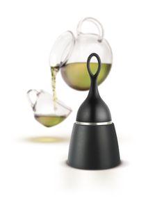 AdHoc Peper of Zoutmolen Elektrisch Milano Wit Decorative Bells, Filter, Philtrum