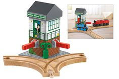 Fisher Price #BCX89 Thomas & Friends - Maron L&S Signal Shed