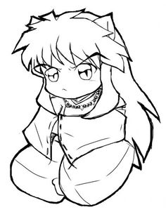 Anime Coloring Pages | anime fox girl colouring pages ...