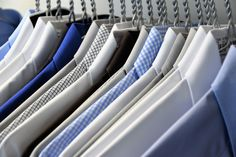 Dry Cleaning Business, Dry Cleaning Services, Business Shirts, Business Outfits, Business Clothes, Best Steamer, Iron Steamer, Laundry Drying, Laundry Room Storage
