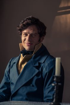 War and Peace Archives - Harry Cory Wright. James Norton as Andrei Bolkonsky. Behind the Scenes in BBCs War & Peace