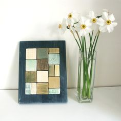 Hana Bendová - ceramic patchwork
