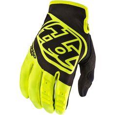 Troy Lee Designs 2017 GP FLO Yellow Gloves