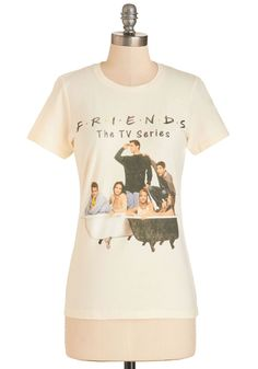 The One with the Friends Tee, #ModCloth
