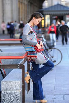 #Bianca #Balti in #Stefanel!
