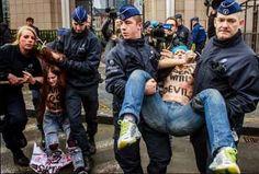 Topless-FEMEN-runs-wild-in-Paris-Gossip-Lanka-News-www.gossipsinhalanews.com