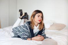 Danielle van Camp — Stylist & Designer, Paris, France.