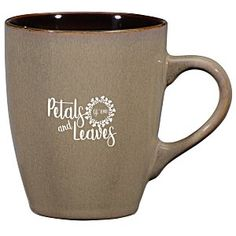 Customize these coffee mugs with your logo!