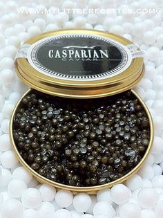 Darn all we have to eat is caviar again !!